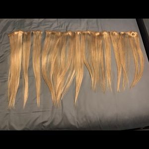 Other - Beautiful Long Blonde hair extensions